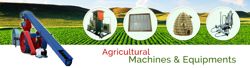 Agricultural Machines & Equipments