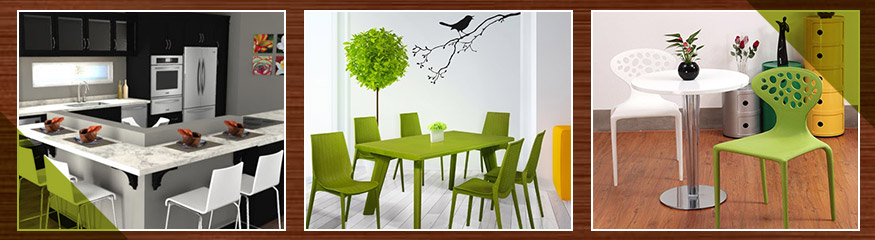 Extruded & Molded Plastic Furniture