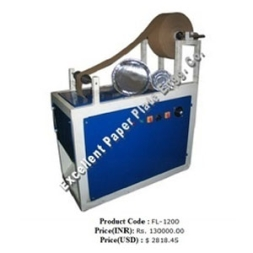 Fully Automatic Paper Plate Machinery