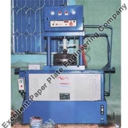 Hydraulic Paper Plate Punching Machine