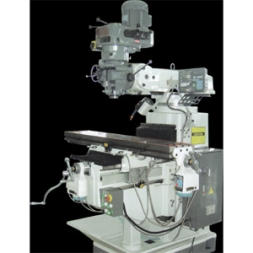 Vertical CNC Milling Machine