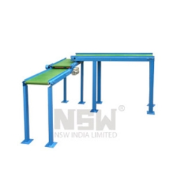 Conveyor System for Assembly, Transmission & Stacking