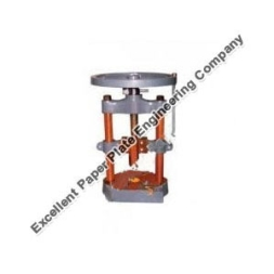 Paper Plate Making Manual Hand Press
