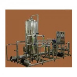 Brackwish Water Plant