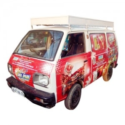 Maruti Soda Van
