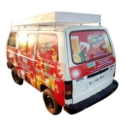 Maruti Van Soda Machine