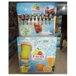 Commercial Soda Fountain Machine