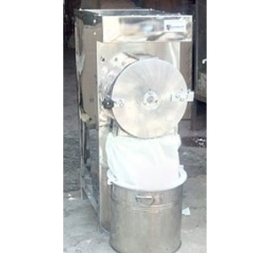 SS Fully Automatic Pulverizer Machine