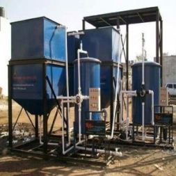 Drinking Water Filtration Plant