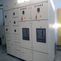 Power Control Center Panel