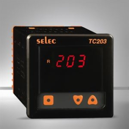 Single Display, Single Set Point Economy Temperature Controller (72x72)