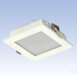 Square Down LED Light