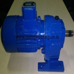 Two Stage Helical Gear Reducer