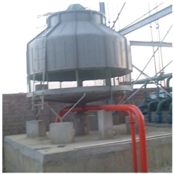 Cooling Tower Bottle Type