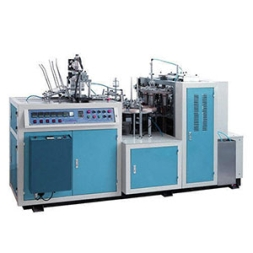 Paper Coffee Cup Making Machine