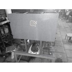 Semi Automatic 2 Die Dona Making Machine