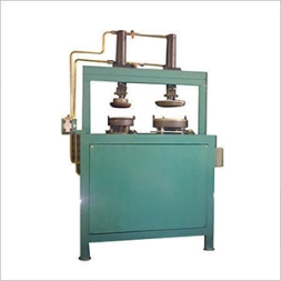 Hydraulic Double 4 Die Making Machine