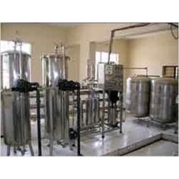 Industrial UV Filter Plant