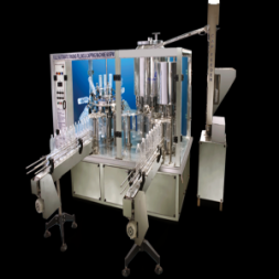 Bottle Rinsing, Filling & Capping Machine
