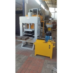 Fully Automatic Briks And Paver Block Machine