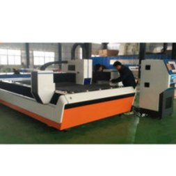 Metal Sheet Fiber Laser CNC Cutting Machine
