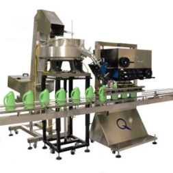 OIL FILLING & PACKAGING MACHINES
