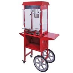 Cart Popcorn Machine