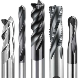 Special solid carbide tools from KOMET
