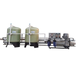 Full Industrial R.O. Plant Capacity 200 LPH To 10000 LPH