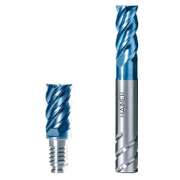 Power Mill Solid Carbide End Mill
