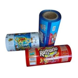Printed PE Film Roll