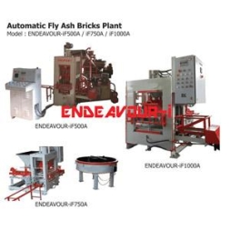 ENDEAVOUR-iF-1000A – 4 Bricks per Stroke – 800 to 1000 Bricks per Hour