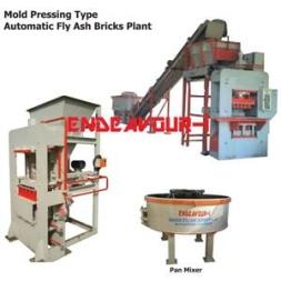 ENDEAVOUR-iFBP1200 – 3 Bricks per Stroke – 1100 to 1200 Bricks per Hour
