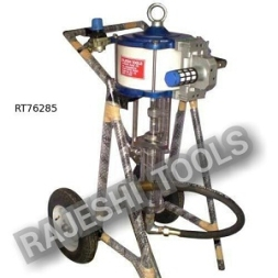 AIRLESS SPRAY PAINTING MACHINE