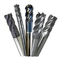 Solid Carbide End Mills