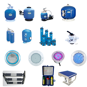 Swimming Pool Equipments Manufacturer, Supplier & Exporter India ...