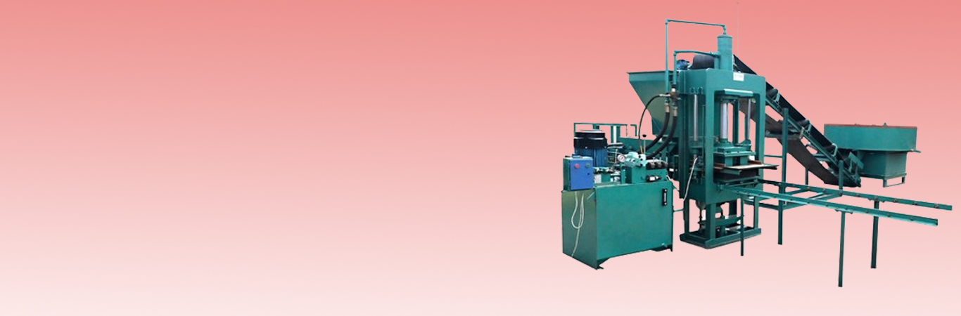 Multipurpose Fly ash Bricks Machine