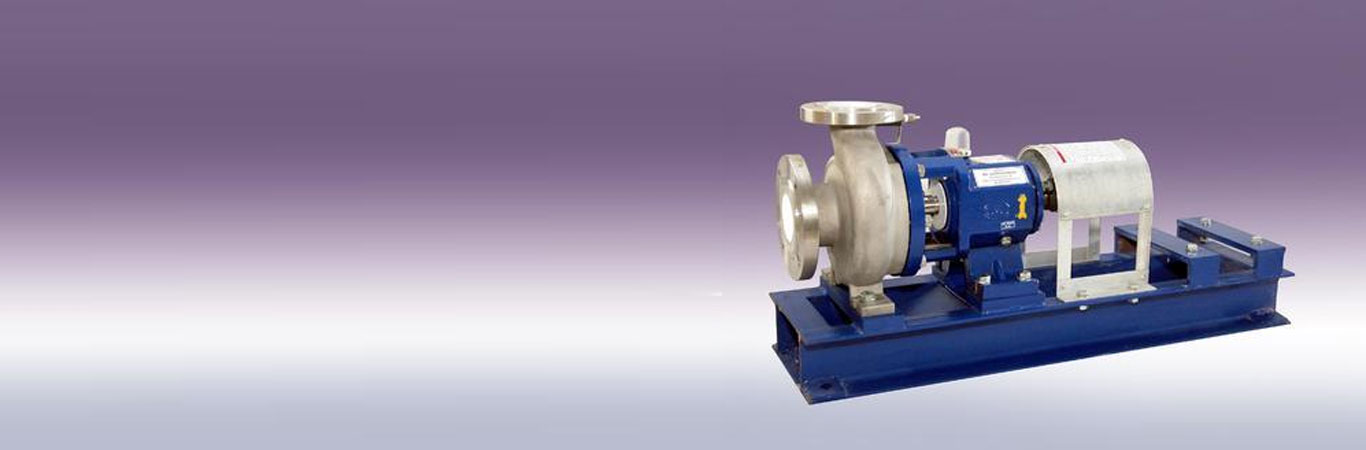 Horizontal Process Pump