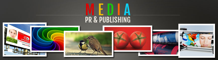 Media, PR & Publishing