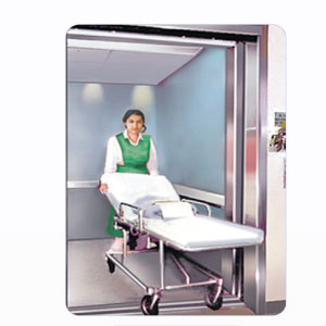 Hospital/Strecher Lift