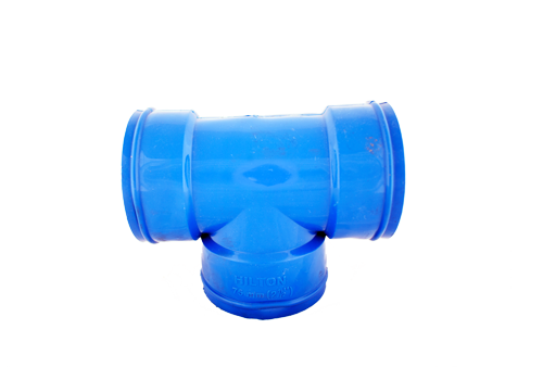 Plastic Threaded Pipe Fitting