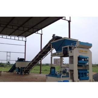 Fly Ash Bricks Plants