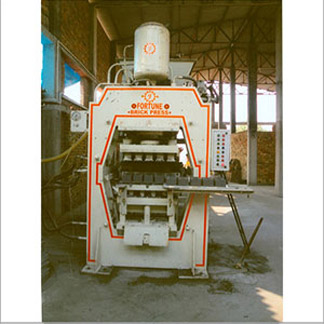 Automatic Fly Ash Brick Press Plant
