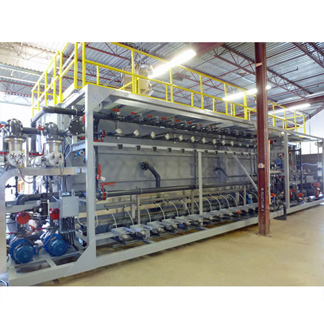 Waste Water Recycle Plant