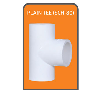 Upvc Tee Pipe Fitting