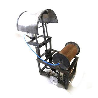 Hydraulic Briquette Making Machine