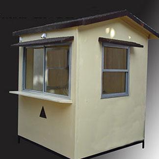 FRP Porta Cabin