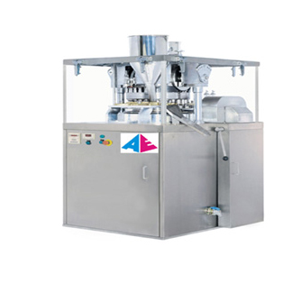 Commercial Rotary Tableting Compression