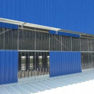 FRP Roof and Cladding Sheet