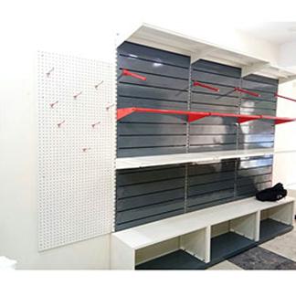 Retail Garment Display Rack
